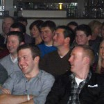 Audience at our 700th show