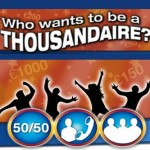 Who wants to be a Thousandaire? Fundraising for schools, clubs and organisations.