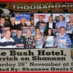 Shannon-Gaels-Thousandaire-Fundraising-Show