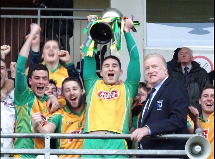 John Raftery, Corofin GAA Club, Co Galway