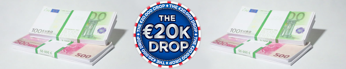 20K Drop Fundraising Gameshow Event for Schools & Clubs Ireland