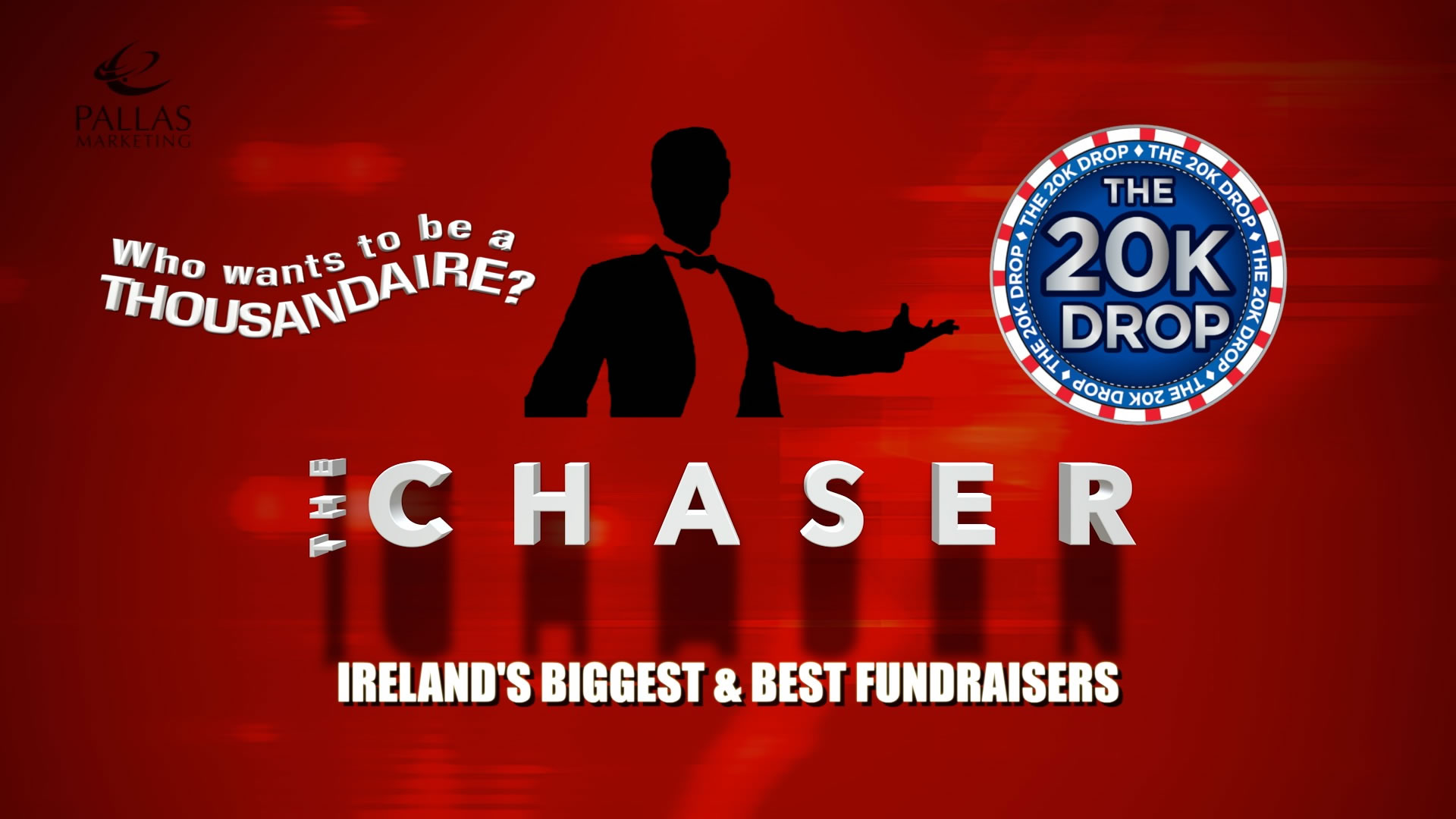 The Chaser, 20k Drop, Thousandaire Fundraiser Quiz Shows Ireland