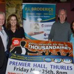 What A Night For Thurles Tennis Club - Thousandaire Fundraising Gameshow Ireland